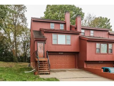 Edwardsville Condo/Townhouse For Sale: 10119 Steele Road