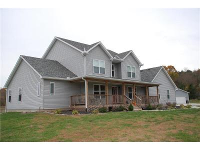 Single Family Home For Sale: 16755 Dakota Drive