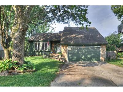 Lenexa Single Family Home For Sale: 9202 Greenway Lane