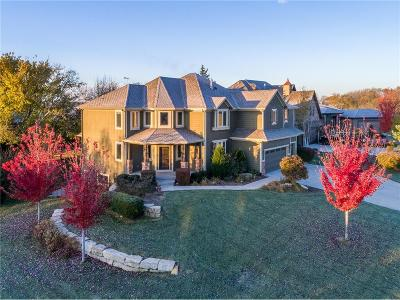 Olathe Single Family Home For Sale: 11598 S Carbondale Street