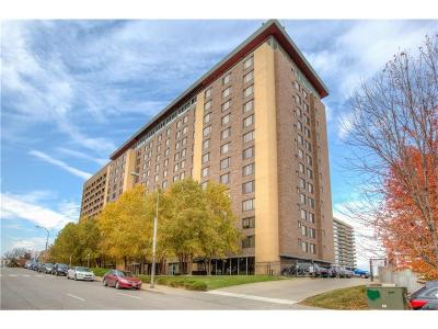 Kansas City MO Condo/Townhouse Sold: $80,000