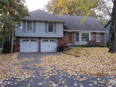 Olathe Single Family Home Contingent: 317 S Lindenwood Drive