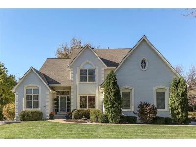 Leawood Single Family Home For Sale: 13100 Meadow Lane