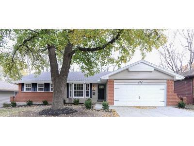 Johnson-KS County Single Family Home Show For Backups: 8811 Hadley Street