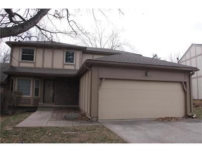 Overland Park Condo/Townhouse Show For Backups: 10903 W 96th Terrace