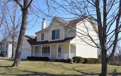 Gladstone MO Single Family Home For Sale: $205,000