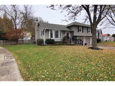 Raymore MO Single Family Home Show For Backups: $179,900