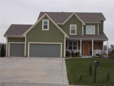 Basehor Single Family Home For Sale: 3679 N 152 Terrace