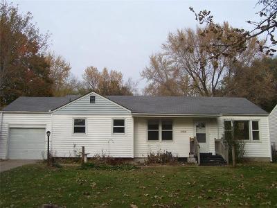 Raytown Single Family Home For Sale: 10808 E 58 Street