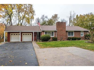 Overland Park Single Family Home For Sale: 8300 W 75th Street