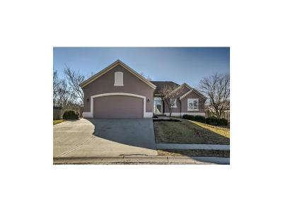 Blue Springs Single Family Home For Sale: 2820 NW Westbrooke Circle