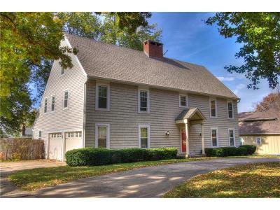 Kansas City Single Family Home For Sale: 11714 Washington Street