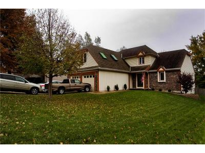 Lenexa Single Family Home For Sale: 13709 W 77th Terrace