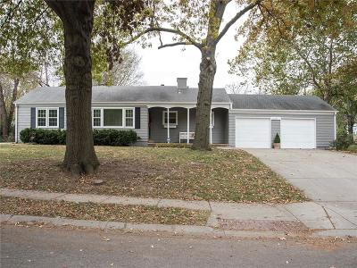 Overland Park Single Family Home Show For Backups: 8500 W 86th Street