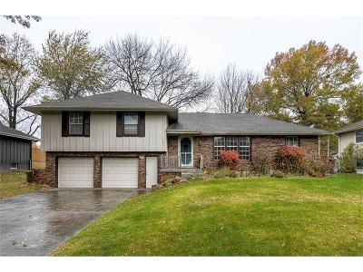 Blue Springs Single Family Home For Sale: 707 NW 12th Street