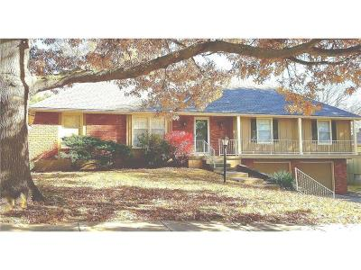 Raymore MO Single Family Home For Sale: $191,000