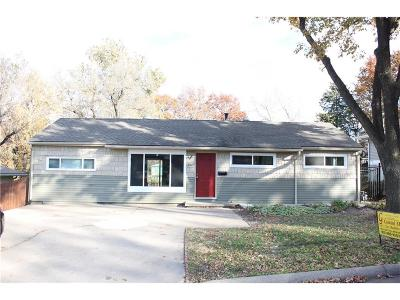 Kansas City Single Family Home Show For Backups: 3029 S 46th Terrace