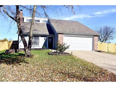 Overland Park Single Family Home Show For Backups: 13288 W 112th Street
