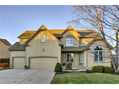 Overland Park Single Family Home Show For Backups: 11412 W 144 Street