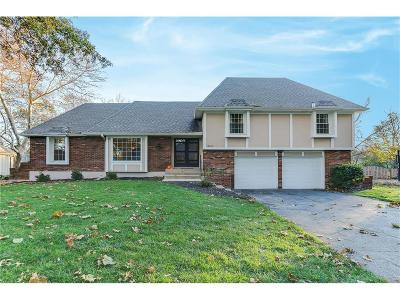 Leawood Single Family Home For Sale: 12830 Sagamore Road