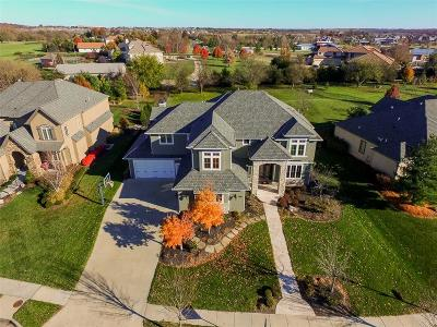 Overland Park Single Family Home For Sale: 16389 Barton Street