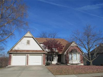 Lee's Summit Single Family Home Show For Backups: 2317 NW Summerfield Drive