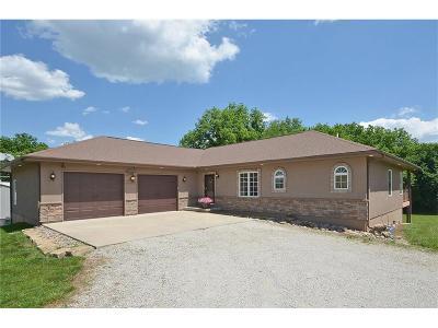Single Family Home For Sale: 3300 Little Platte Road