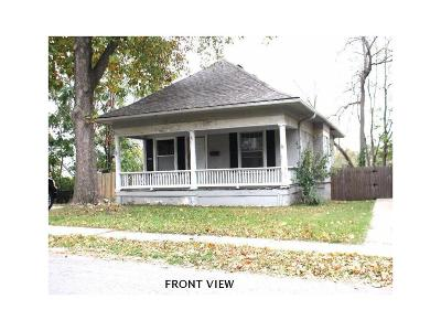 Independence MO Single Family Home For Sale: $26,000