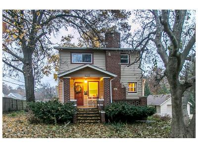 Shawnee Single Family Home For Sale: 5548 Monrovia Street