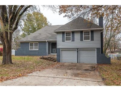 Grandview Single Family Home For Sale: 12817 Crystal Avenue