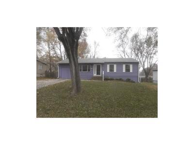 Kansas City Single Family Home For Sale: 8607 E 92nd Street