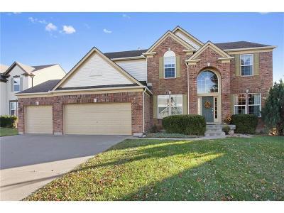 Lenexa Single Family Home For Sale: 23709 W 94 Terrace
