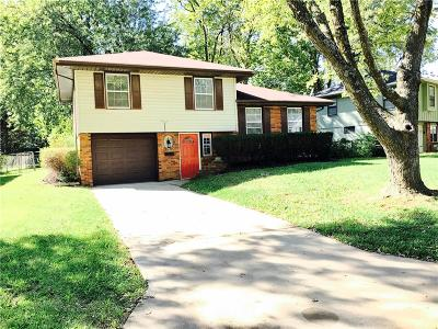 Kansas City Single Family Home For Sale: 11622 Sycamore Drive