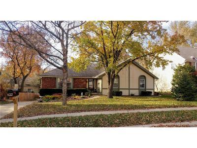 Lenexa Single Family Home For Sale: 8212 Hauser Drive