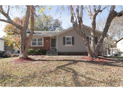 Blue Springs Single Family Home For Sale: 2901 SE 3rd Street