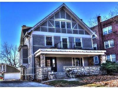 Kansas City Single Family Home For Sale: 2757 Charlotte Street