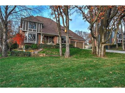 Shawnee KS Single Family Home For Sale: $370,000