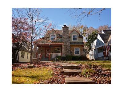 Kansas City Single Family Home For Sale: 6516 Charlotte Street