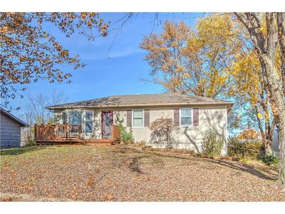 Kansas City Single Family Home For Sale: 7400 NW 84 Terrace
