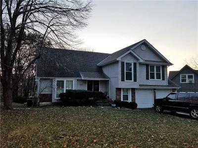 Lenexa Single Family Home For Sale: 10234 Noland Road