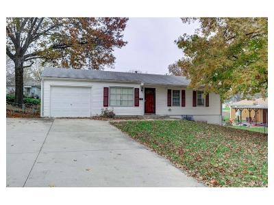 Grandview Single Family Home For Sale: 6305 E 152nd Street