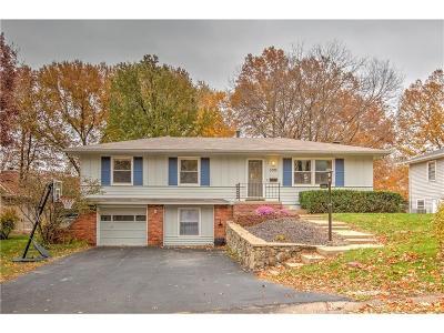 Overland Park Single Family Home For Sale: 5325 Goodman Lane