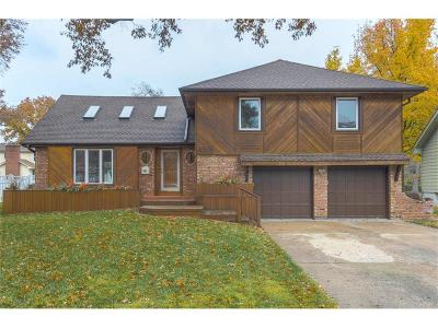 Overland Park Single Family Home For Sale: 6312 W 67th Terrace