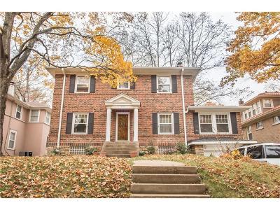 Kansas City Single Family Home For Sale: 5723 Rockhill Road