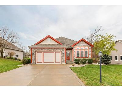 Leavenworth Single Family Home For Sale: 2115 Ridgeview Drive