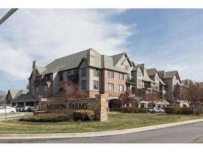 Leawood Condo/Townhouse For Sale: 10511 Mission Road #311
