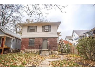 Kansas City Multi Family Home For Sale: 712 E 40th Street