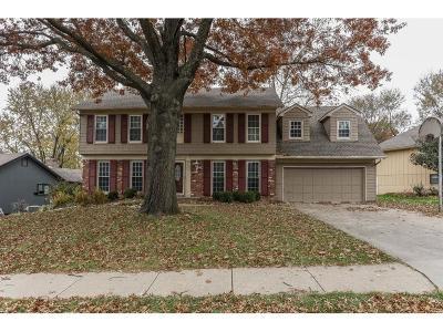 Overland Park Single Family Home For Sale: 10316 Benson Street