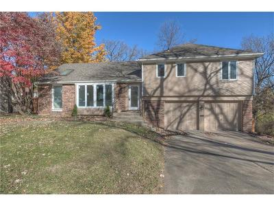 Merriam Single Family Home For Sale: 10024 W 68th Street