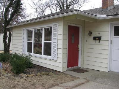 Prairie Village Single Family Home Show For Backups: 7448 Cherokee Drive